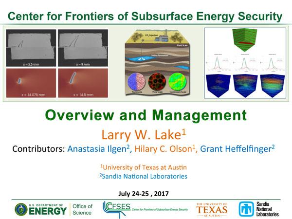 CLSF Highlight Talk